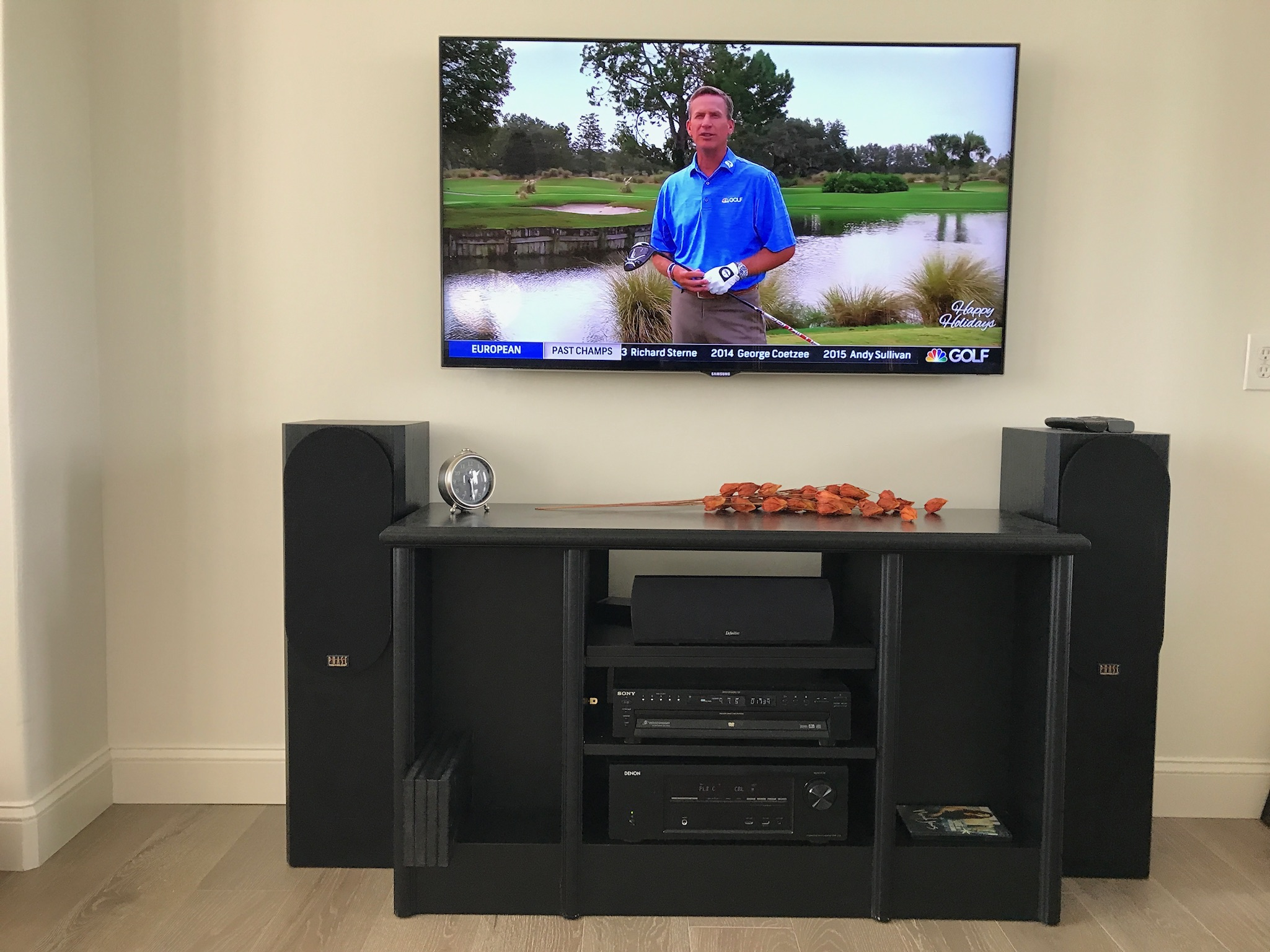 Jacksonville Home theater install